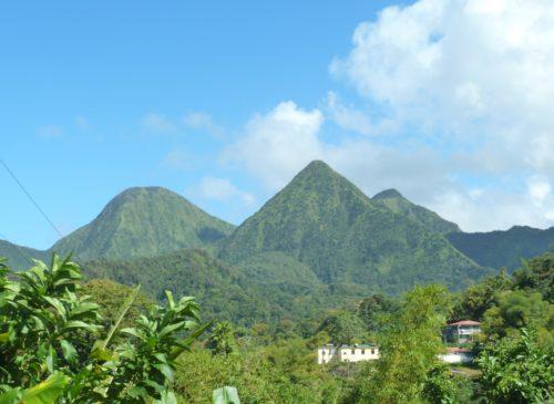 Pitons du Carbet Martinique