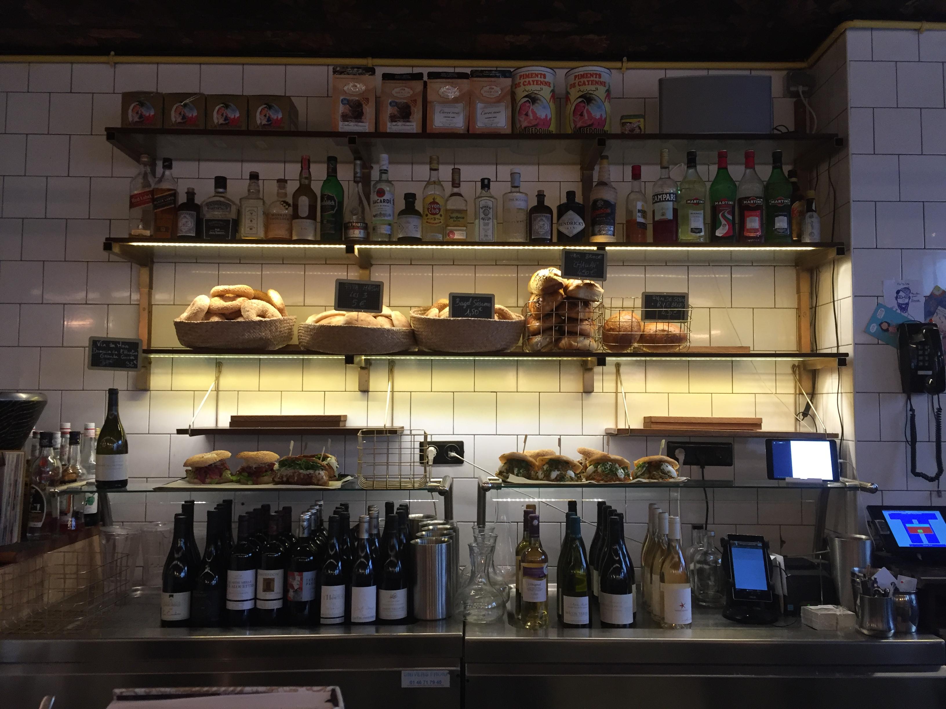 Merguez & pastrami restaurant paris