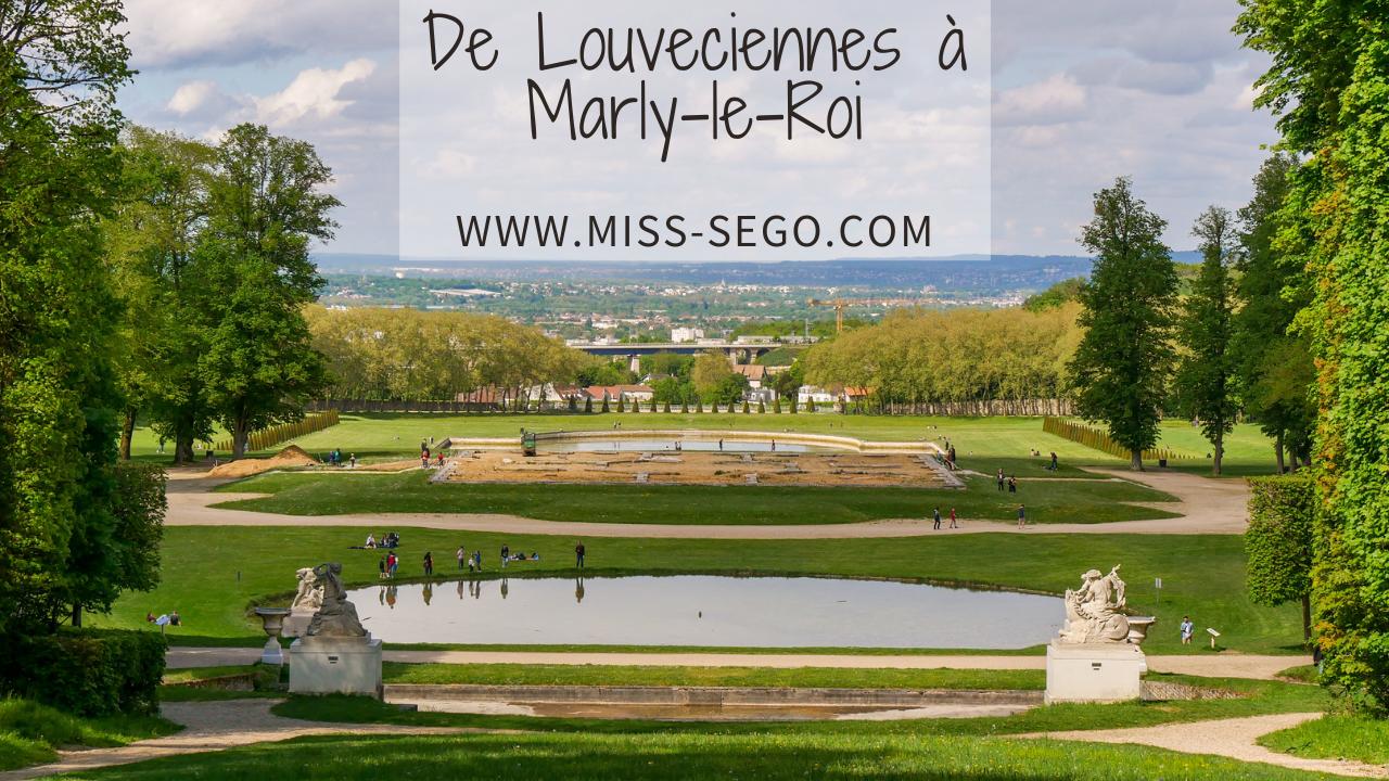 De Louveciennes à Marly-le-Roi